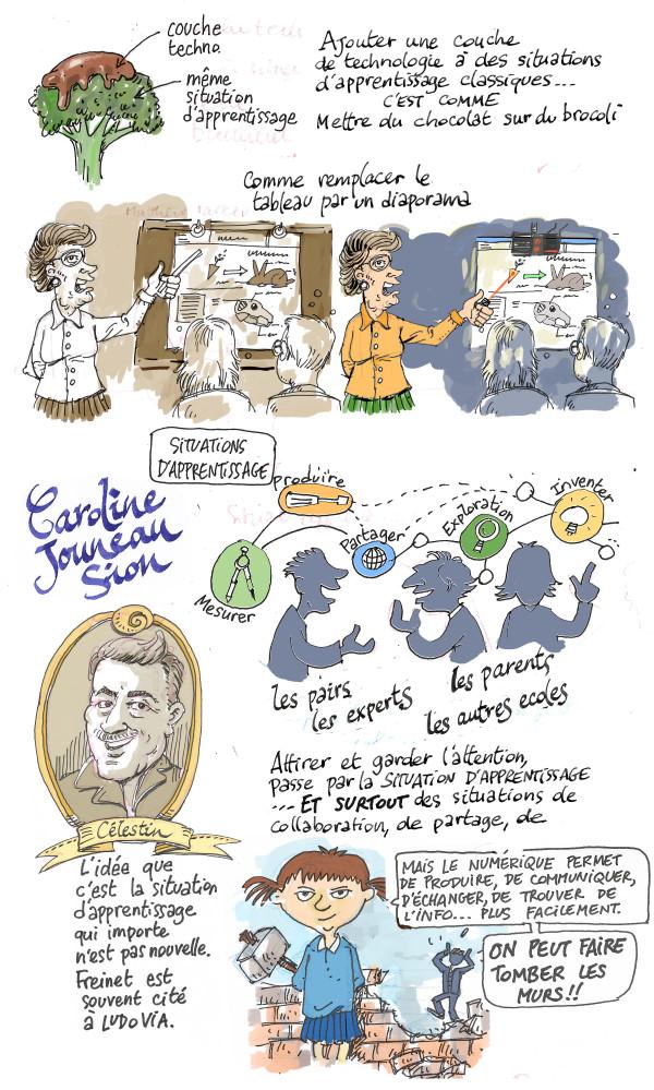 PechaKucha de Caroline Journeau-Sion