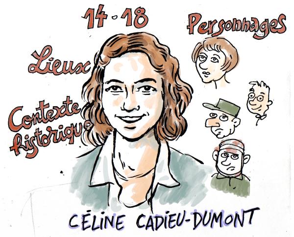 Céline Cadieu-Dumont