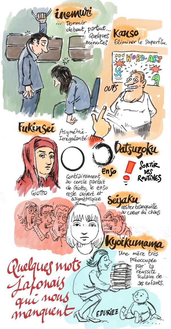 japon - mots clés