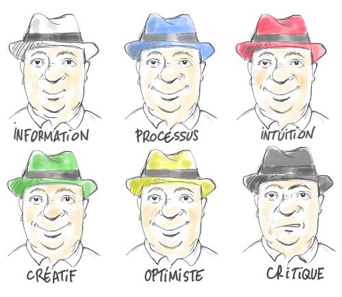 les chapeaux de Bono