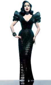 La robe Bristle Dress de Francis Bitonti