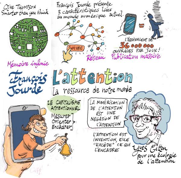 Pecha Kucha de François Jourde - 1