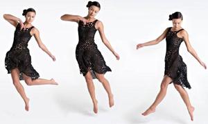 La robe cinématique de Jessica Rosenkrantz