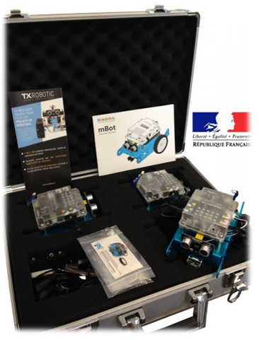 pack education mbot