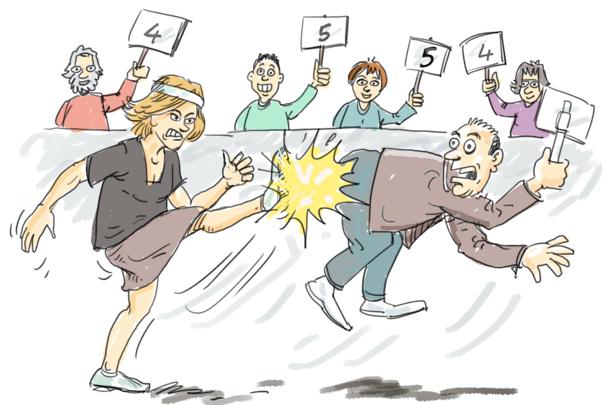 évaluation et auto-défense