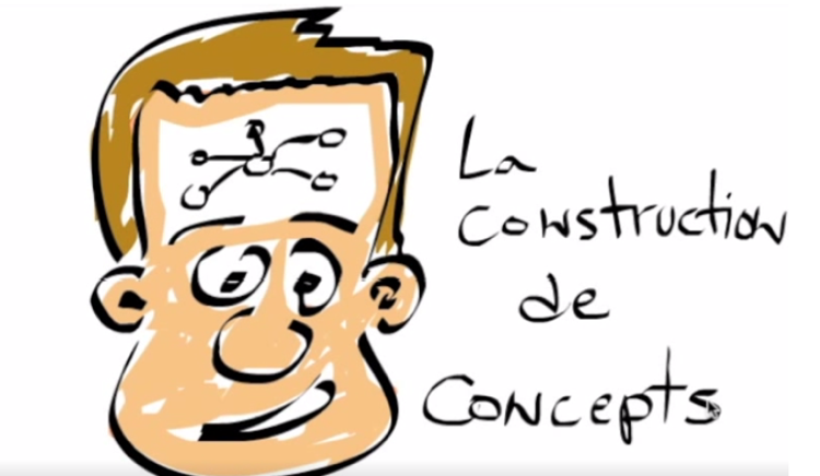 La construction de concepts
