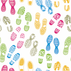 NEGOVURA, imprint soles shoes pattern - Shutterstock
