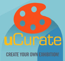 uCurate, site web The Phillips Collection