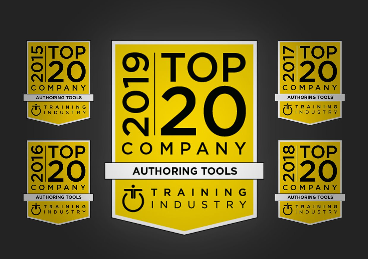 <p>2019 Top20 Authoring Tool Companies - MOS MindOnSite</p>