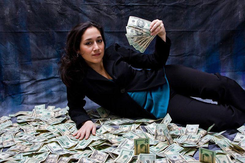 façons de devenir riche facilement
