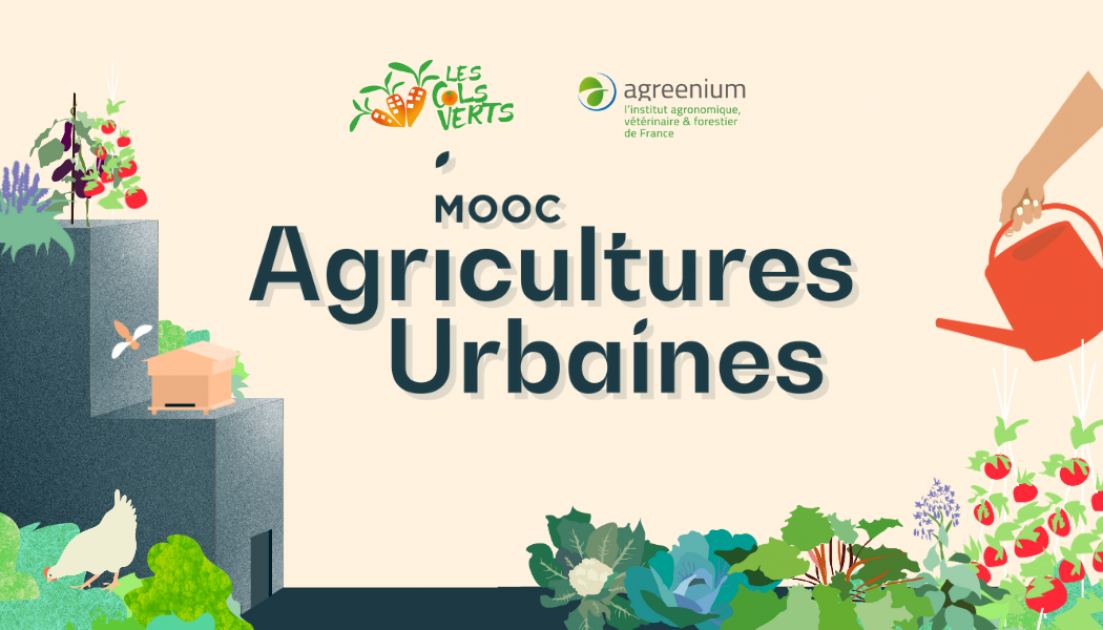 MOOC Agricultures urbaines