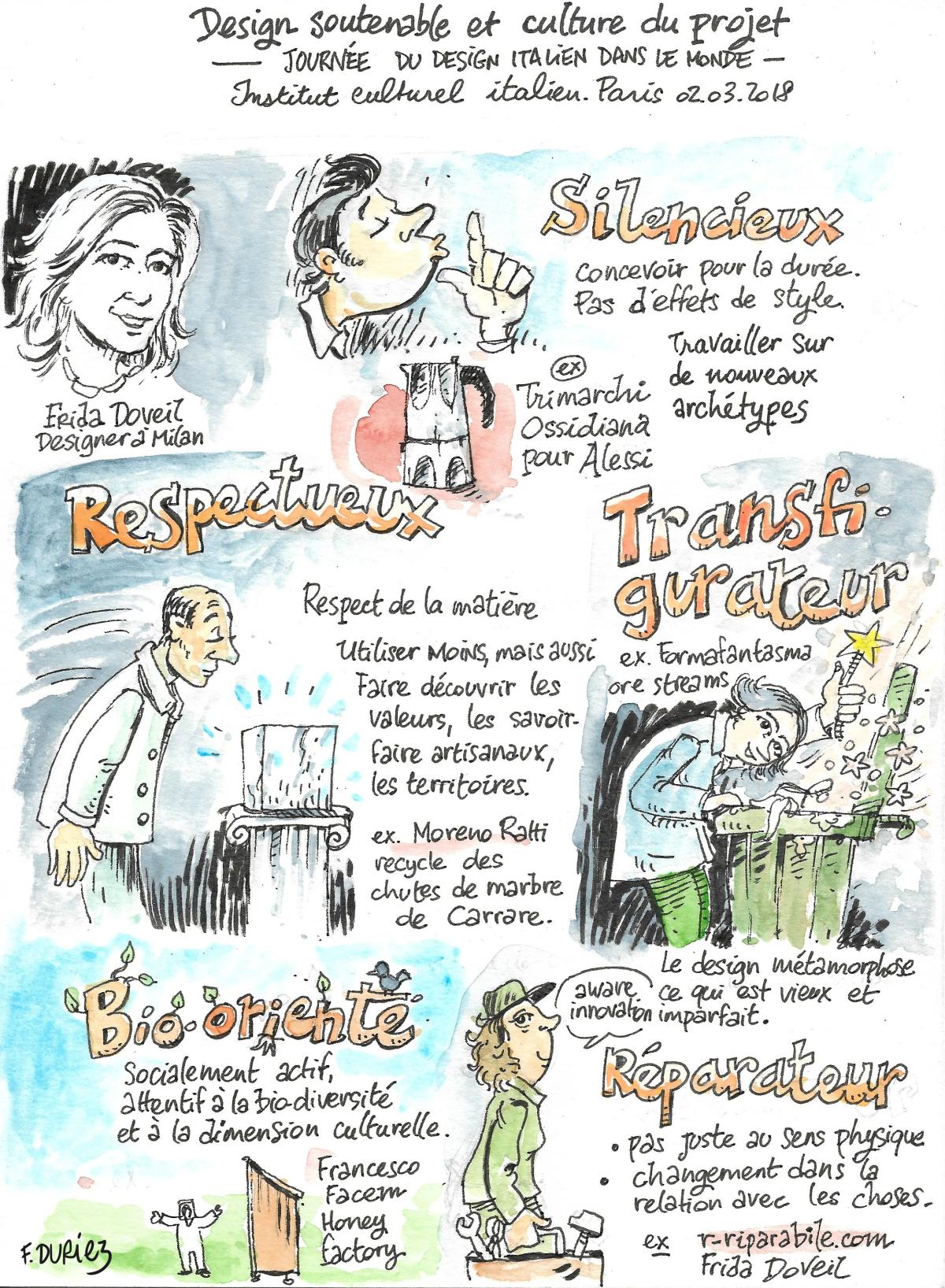 Frida Doveil : les facettes du designer (suite)
