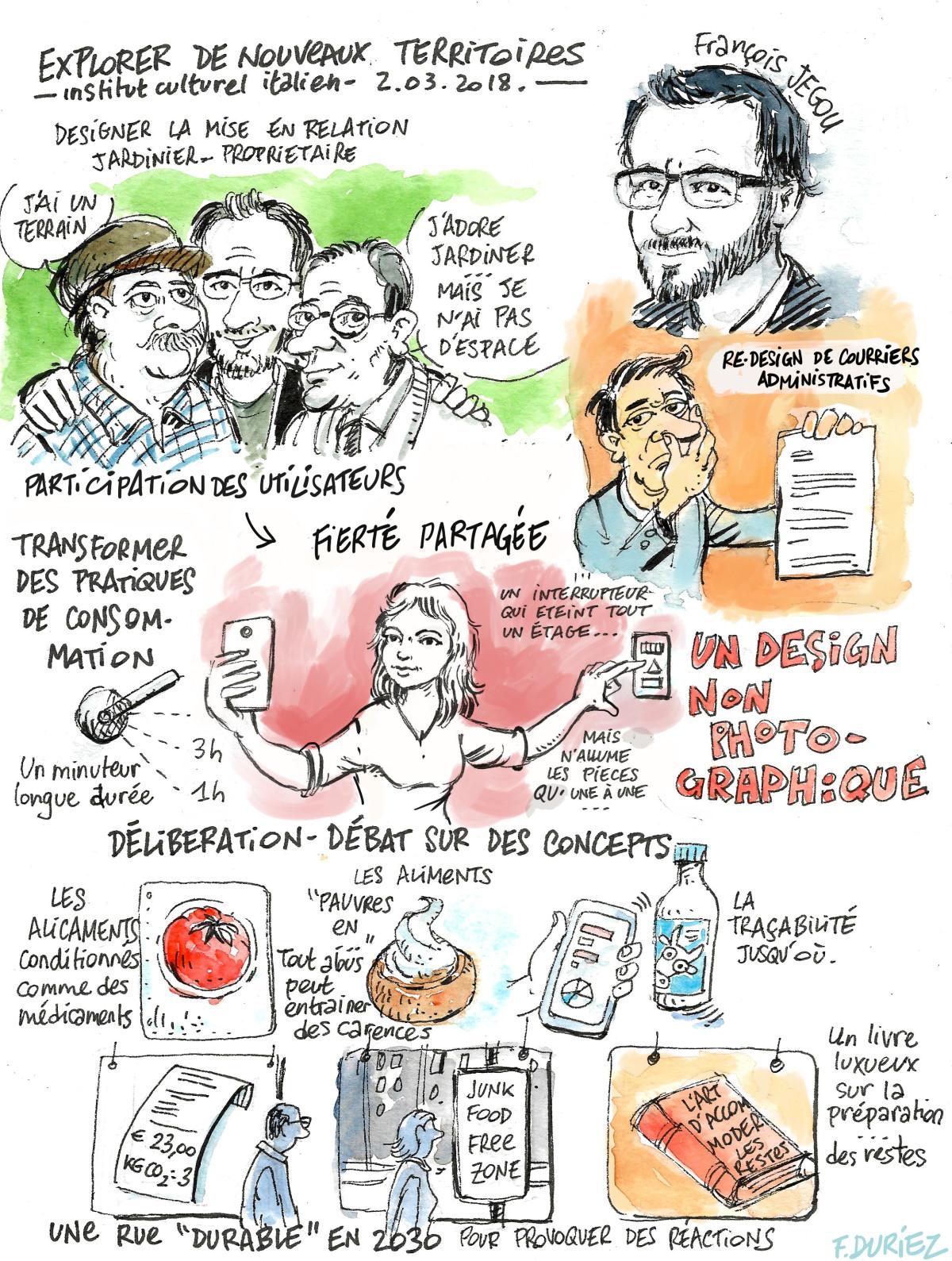 François Jegou et les nouveaux territoires du design