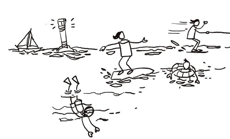 la métaphore du phare
